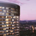 Australia Towers view